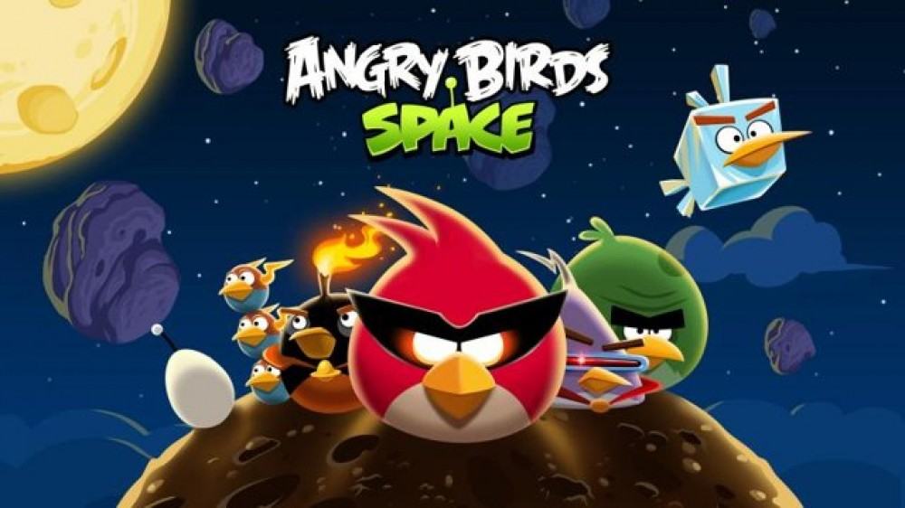 Angry Birds Space: pas de version WP7