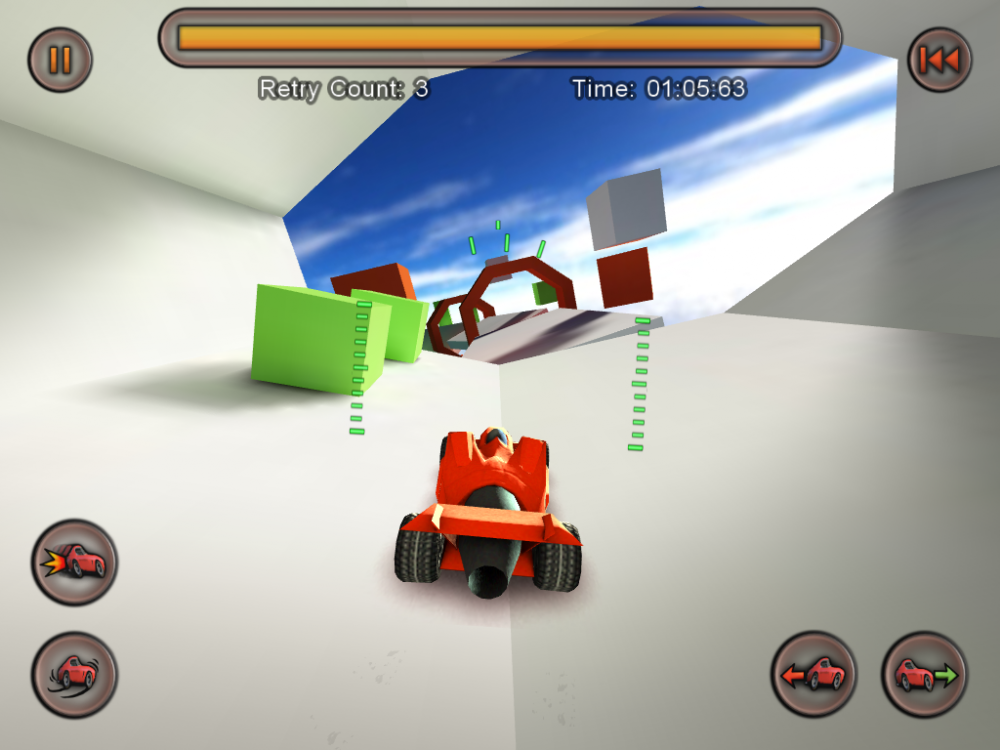 Jet Car Stunts 2 sur WindowsPhone ?