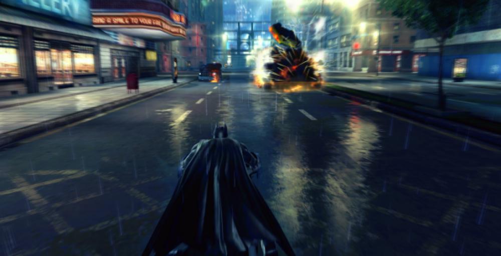 Sortie de The Dark Knight Rises sur Windows Phone 8!