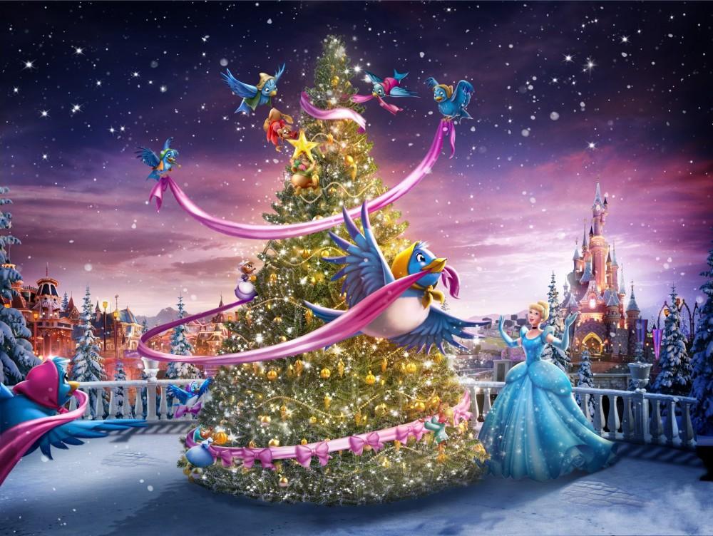 C'est Noël chez Disney!