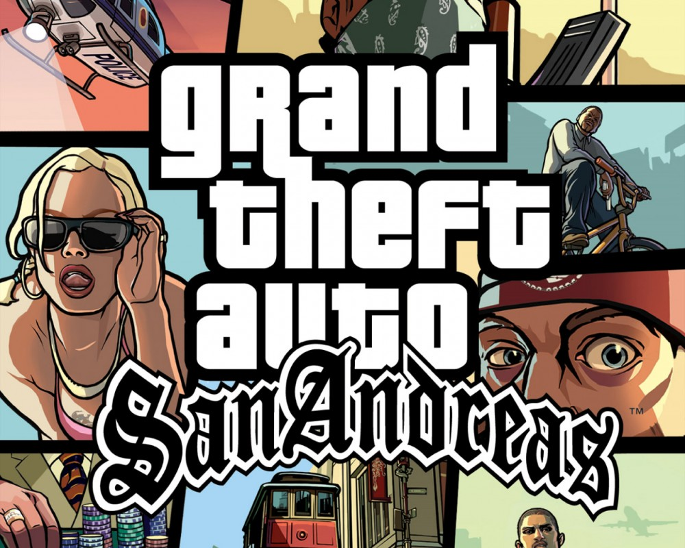 GTA San Andreas annoncé sur Windows Phone!