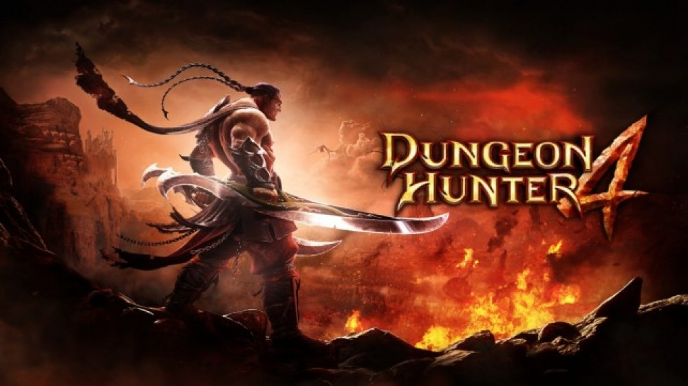 Dungeon Hunter 4, le nouveau Gameloft, est disponible!