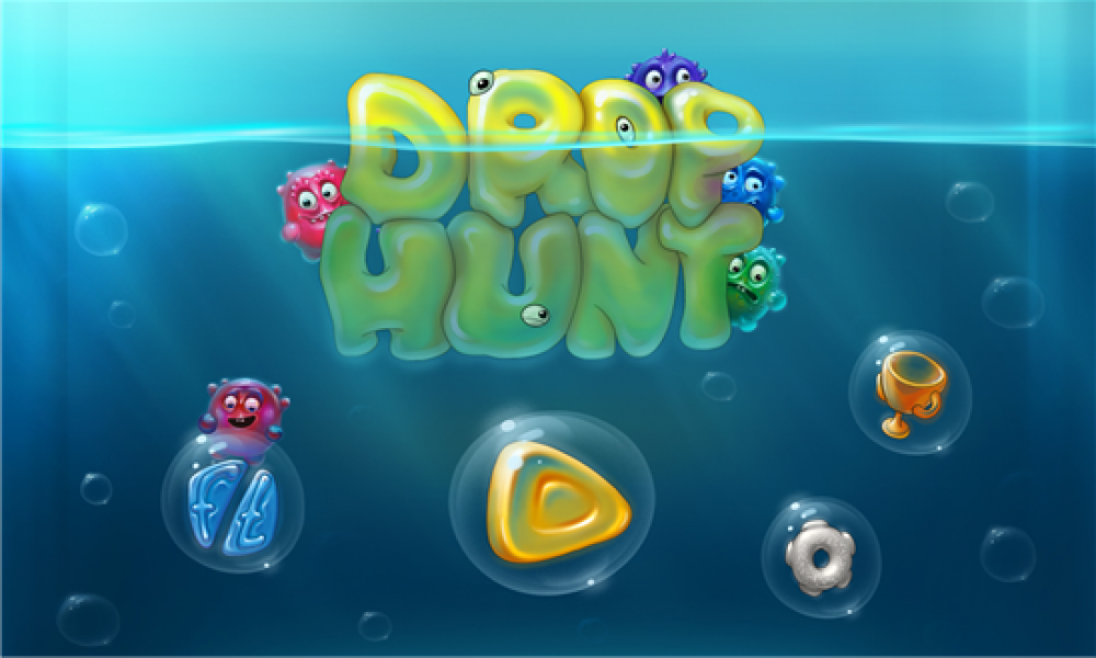 Drop Hunt: un puzzle sympa pour Windows Phone!
