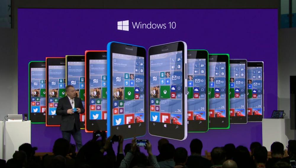 Vidéo de la conférence Microsoft MWC 2015 disponible