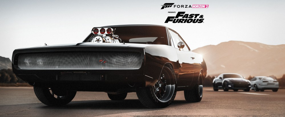 Téléchargez gratuitement Forza Horizon 2 – Fast & Furious!