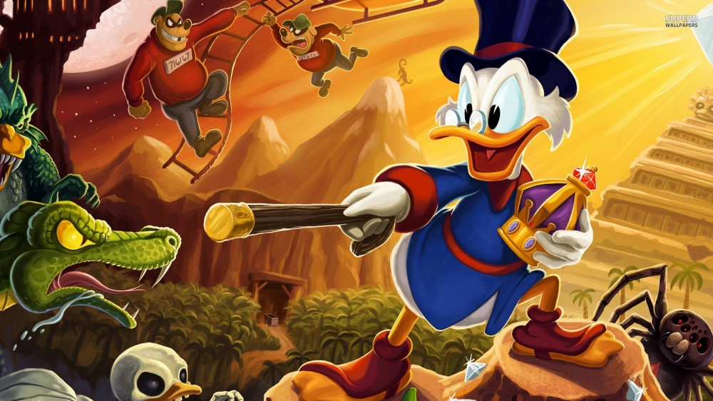 Duck Tales Remastered débarque en application universelle sur Windows 8.1 & Windows Phone [màj]
