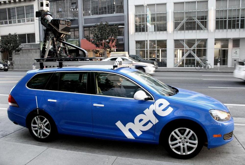 Nokia souhaiterait vendre sa division Maps