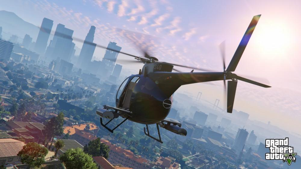 GTA V: l'éditeur de vidéos sort dans un mois sur Xbox One