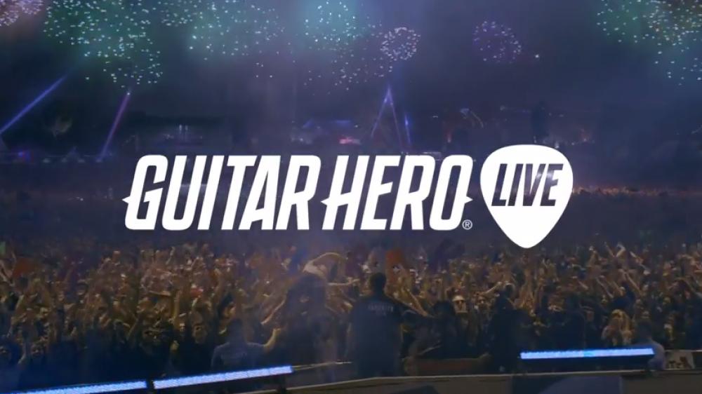 Activision relance la licence Guitar Hero avec Guitar Hero Live