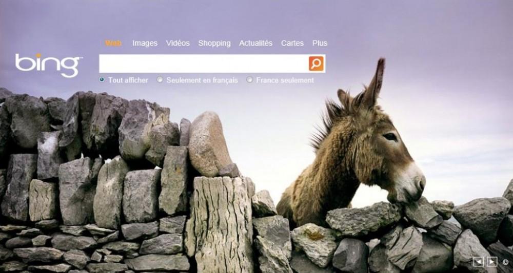 Bing continue de progresser aux Etats-Unis et atteint 20% de part de marché