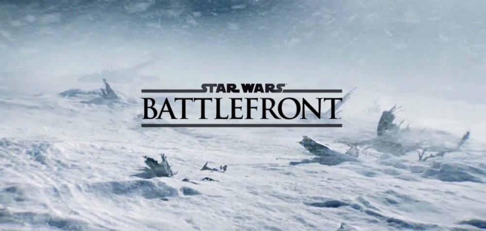 Star Wars: Battlefront sortira sur Xbox One et PC le 17 novembre
