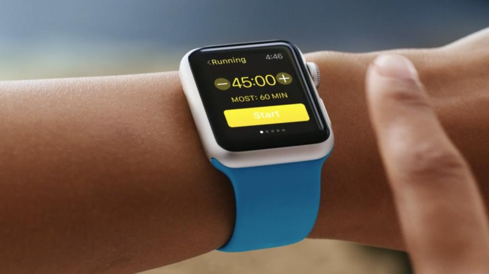 Contrôlez votre présentation PowerPoint à partir de votre Apple Watch
