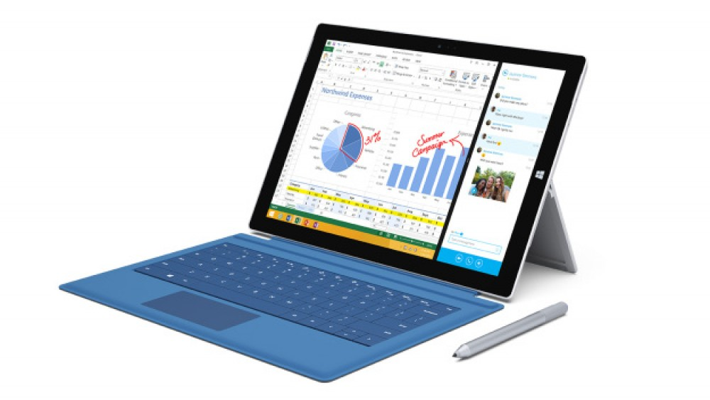 Microsoft publie des pilotes Windows 10 preview pour la Surface 3