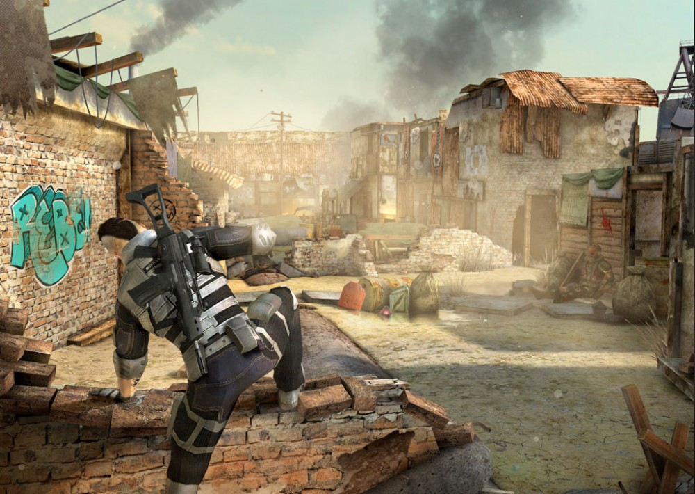 Overkill 3 est disponible pour Windows Phone
