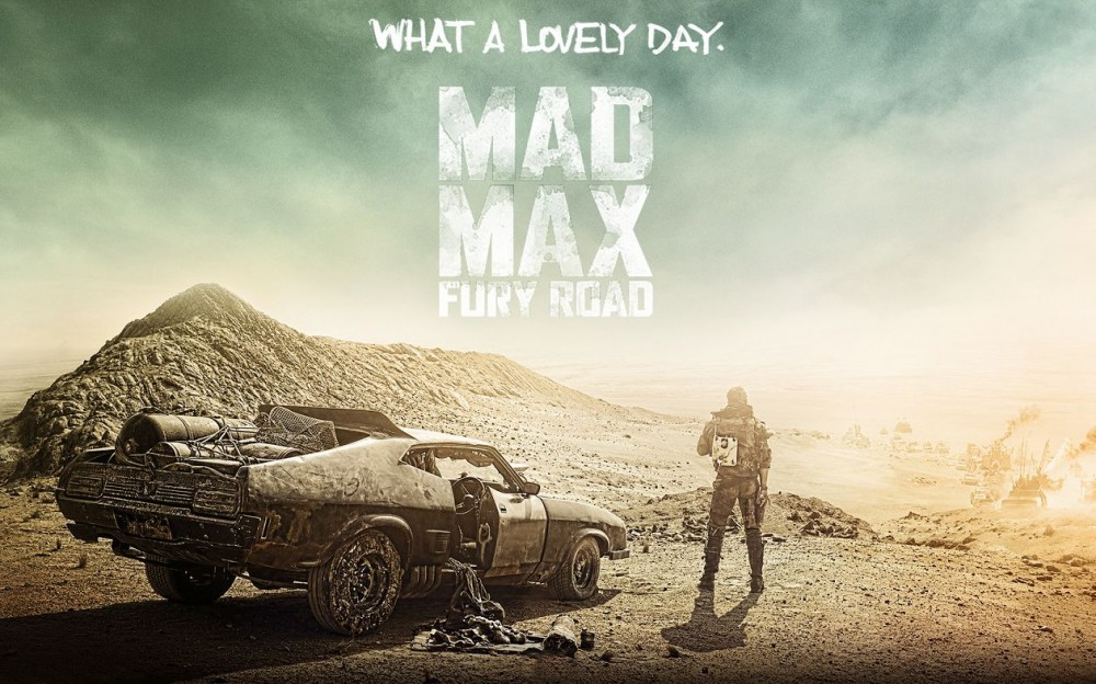 Visionnez la bande annonce de Mad Max: Fury Road, de l'action pure!