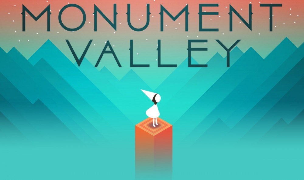 Monument Valley, élu Game Developers Choice Awards 2015 arrive sur Windows Phone!