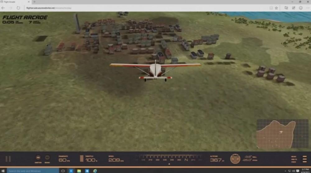 Microsoft sort un nouveau Flight Simulator… dans votre navigateur!
