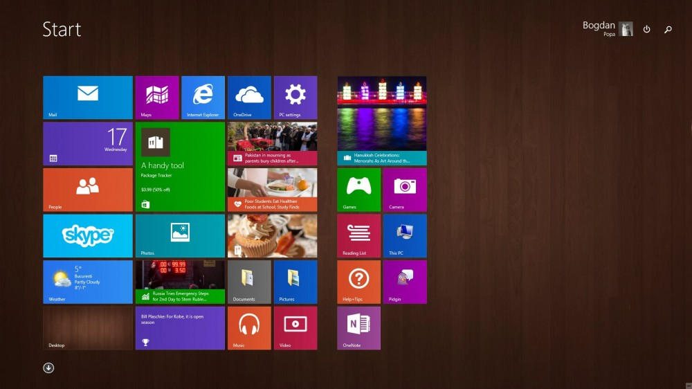 Windows 10: les tuiles interactives arriveront dans une mise à jour future