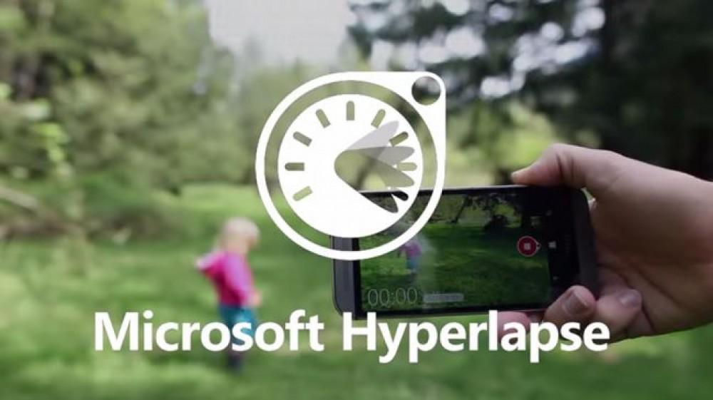 Microsoft publie une version Beta de Hyperlapse pour Android