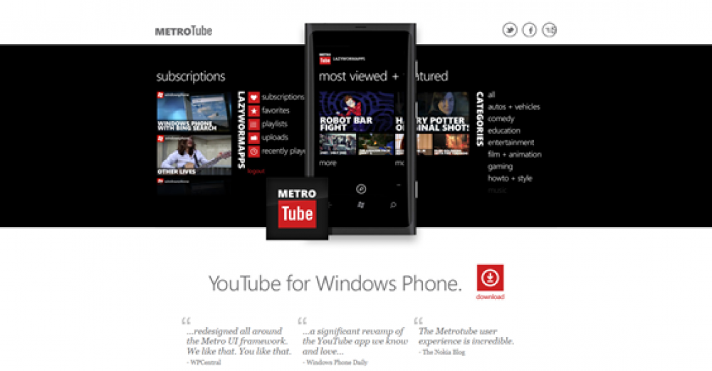 Metrotube va supporter le Chromecast de Google