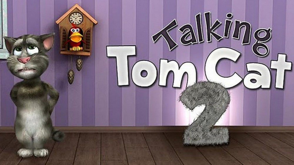 Talking Tom 2 envahit Windows 8