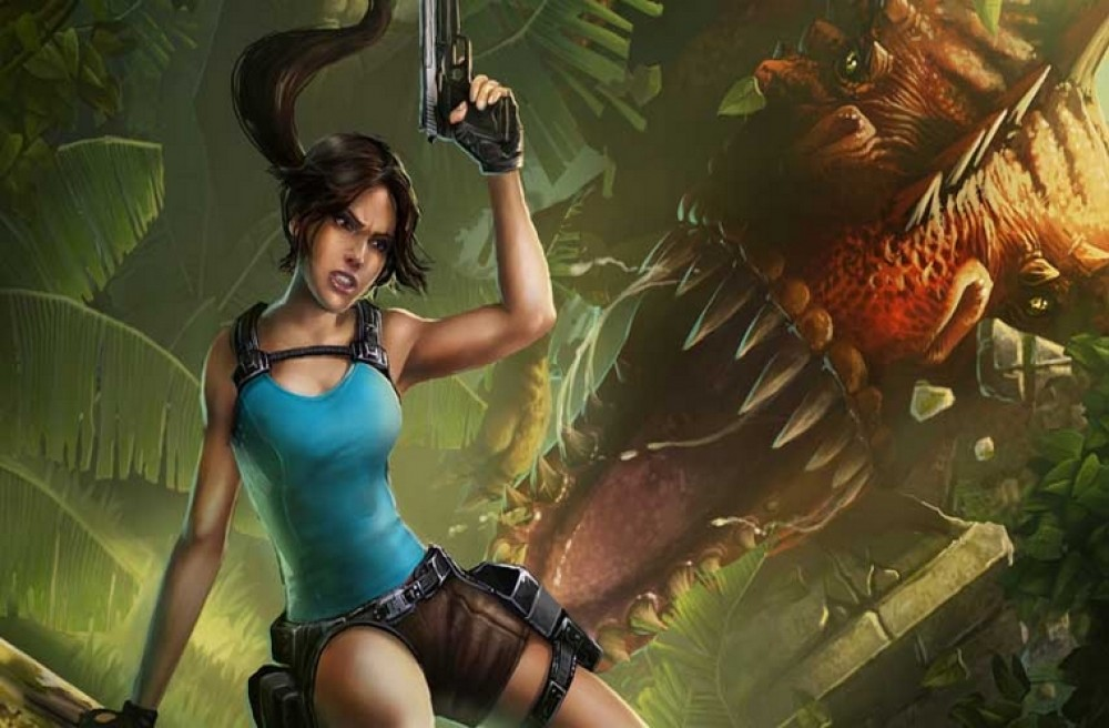 Lara Croft: Relic Run court sur Windows Phone