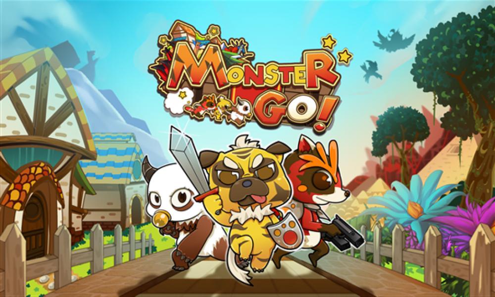 Monster Go! est disponible sur le Windows Phone Store