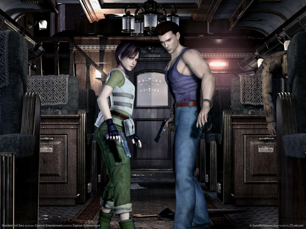 Capcom annonce Resident Evil Zero HD sur Xbox One, Xbox 360 & PC