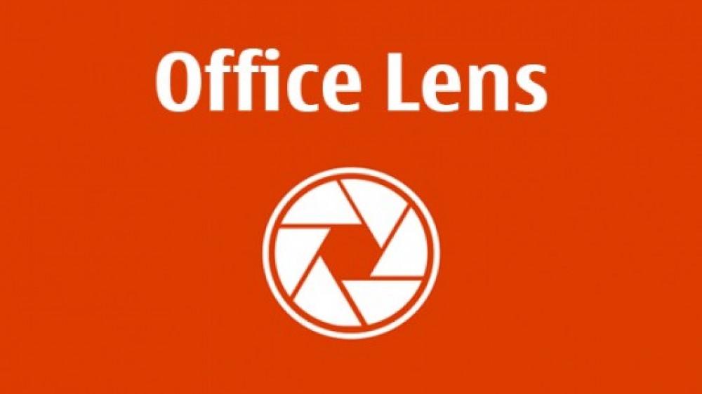 Office Lens App est disponible pour Android