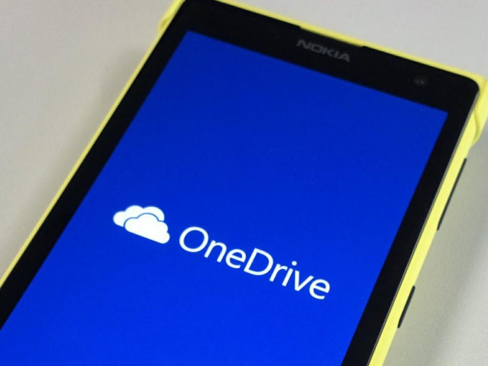 OneDrive Windows Phone se met à jour et permet la recherche avec Cortana
