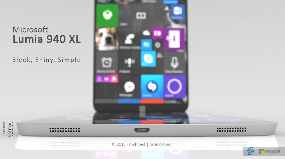 Encore des fuites sur le Lumia 940 XL