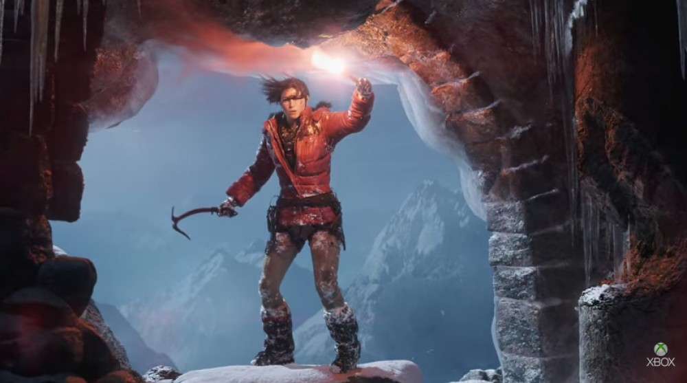 Regardez le nouveau teaser de Rise of the Tomb Raider sur Xbox One