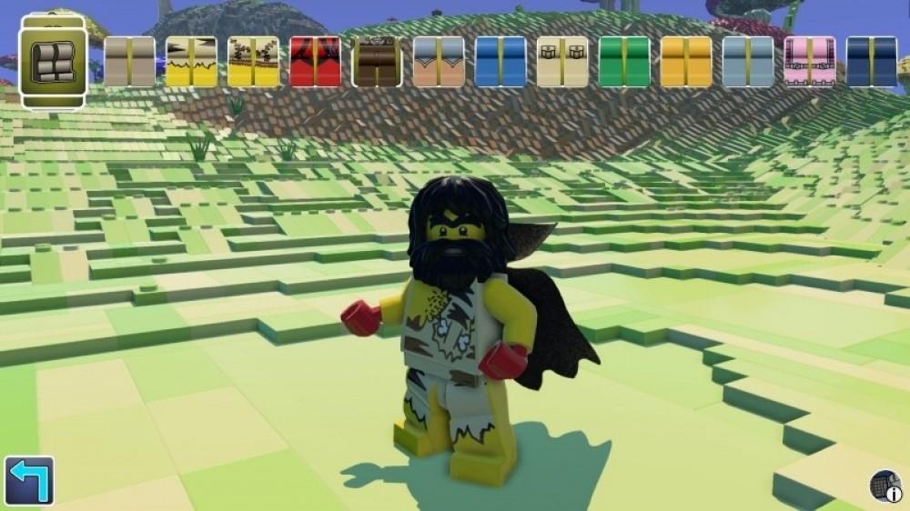 Lego se lance à la poursuite de Minecraft avec Lego Worlds