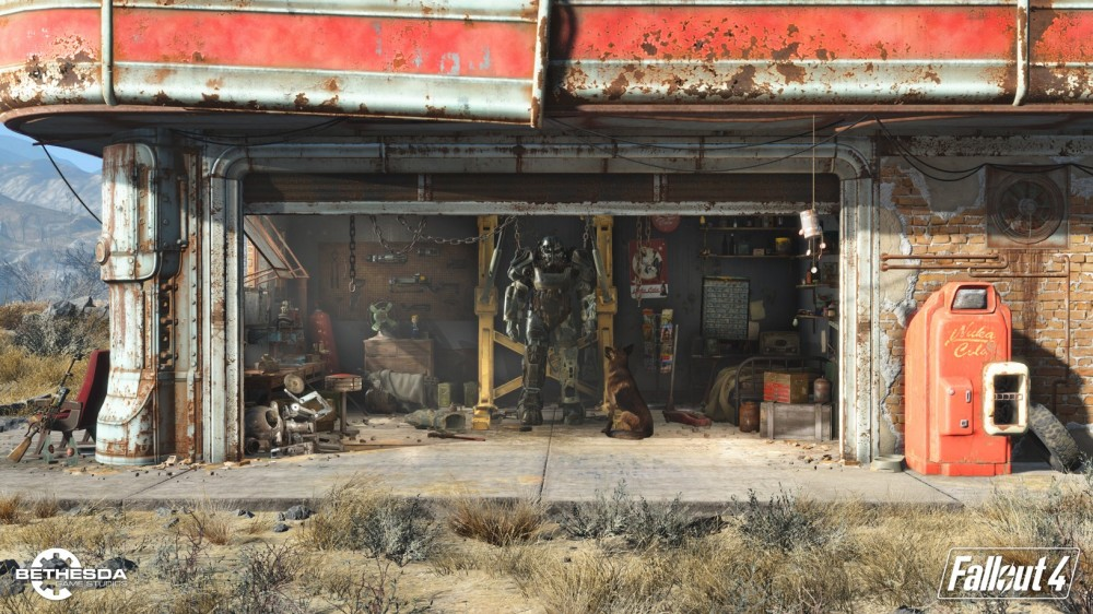 Fallout 4 confirmé sur Xbox One, Windows & PS4 [màj: bande annonce!]