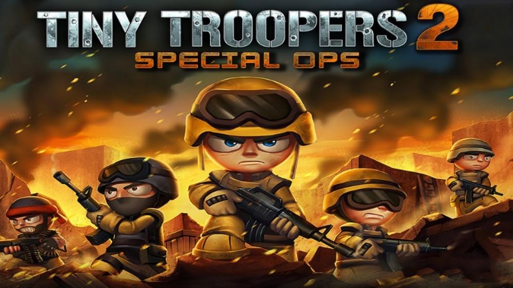 Visionnez le trailer de Tiny Troopers 2: Special Ops