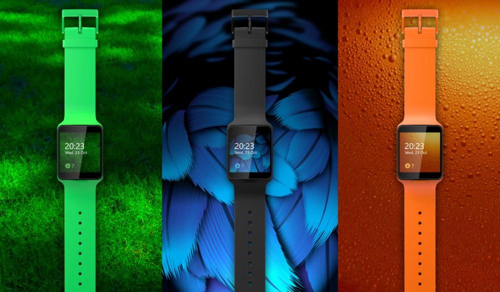 Moonralker: un projet avorté de smartwatch développé par Nokia avant la Microsoft Band