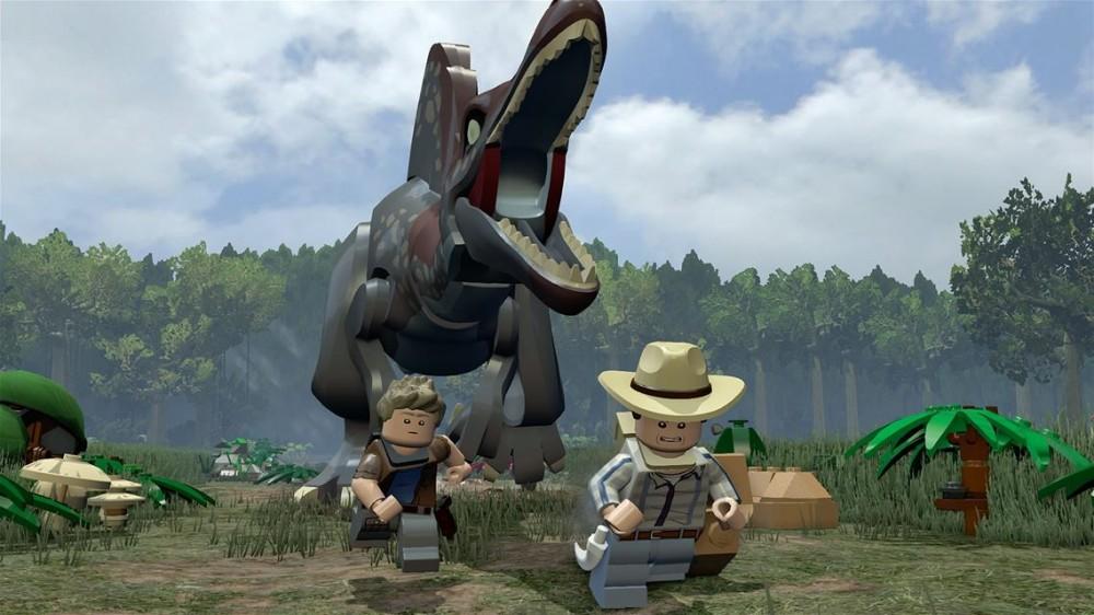 Revivez les Jurassic Park grâce à LEGO Jurassic World sur Xbox One