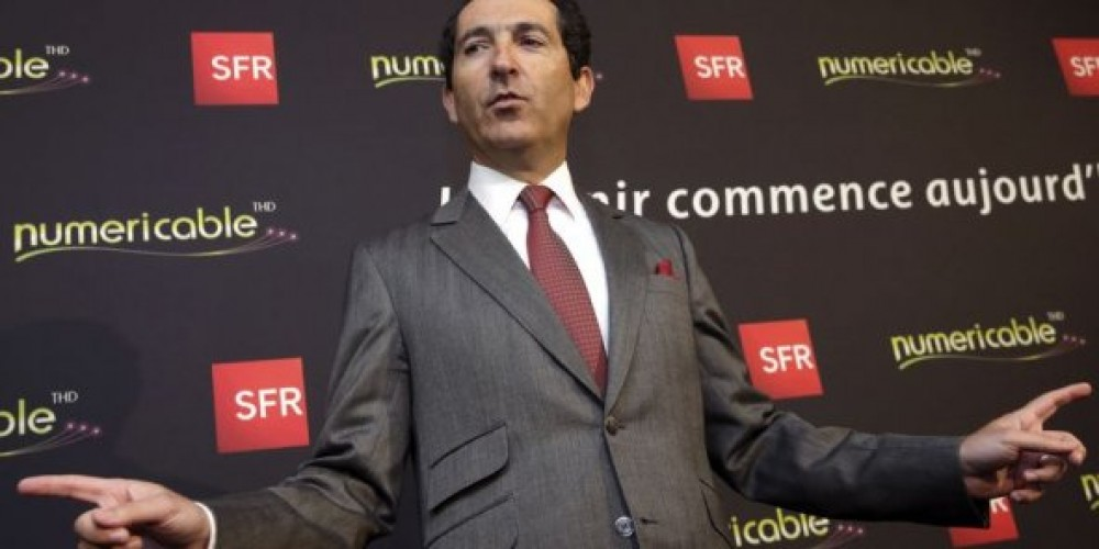 SFR propose 10 milliards d'euros pour racheter Bouygues Telecom