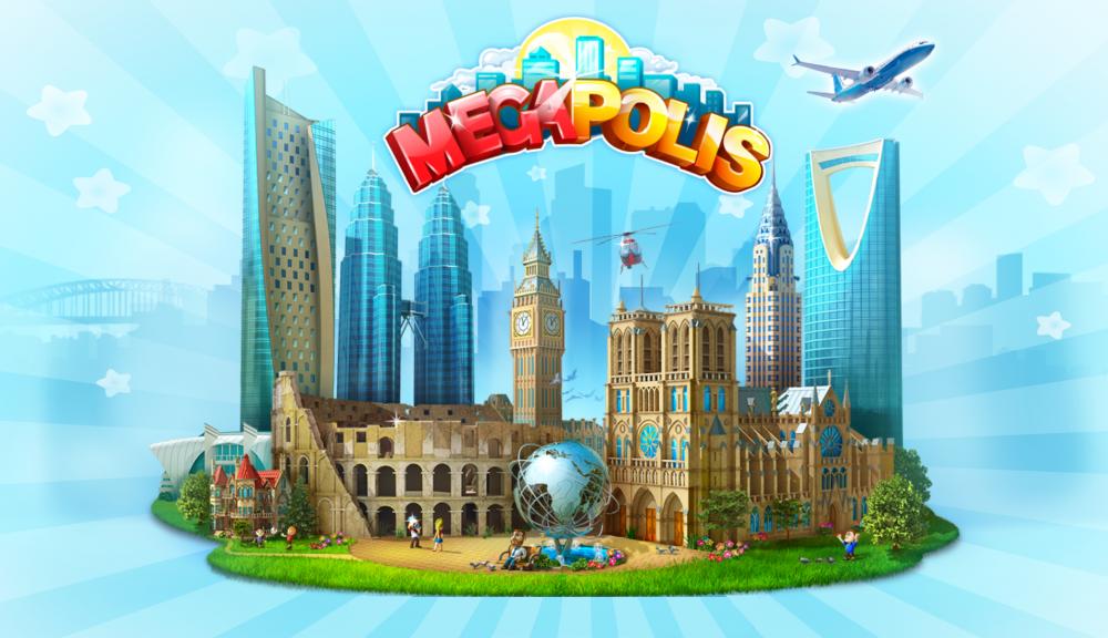 Construisez votre propre ville avec Megapolis sur Windows Phone