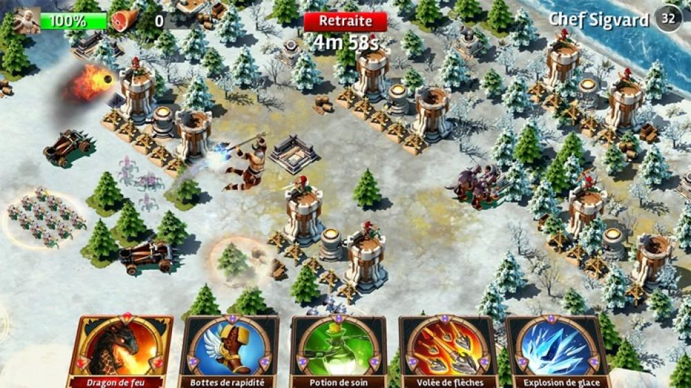Siegefall, le dernier Gameloft est disponible sur Windows 8.1