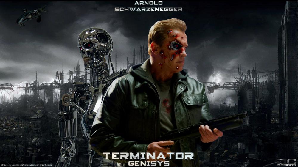 Terminator Genisys sort aujourd'hui: bande annonce!