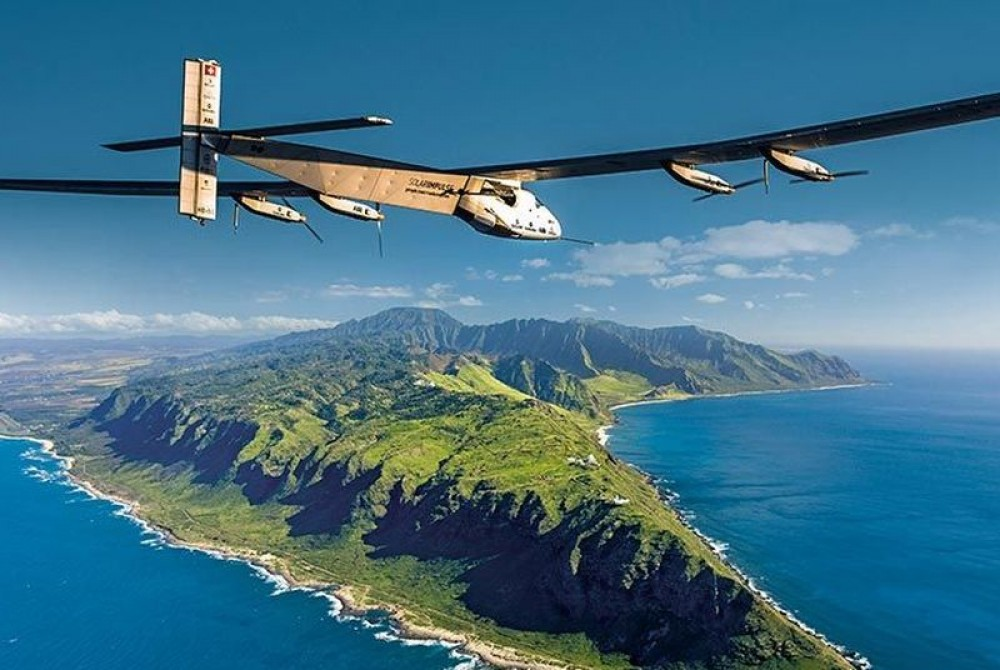 Solar Impulse 2 bat son propre record!