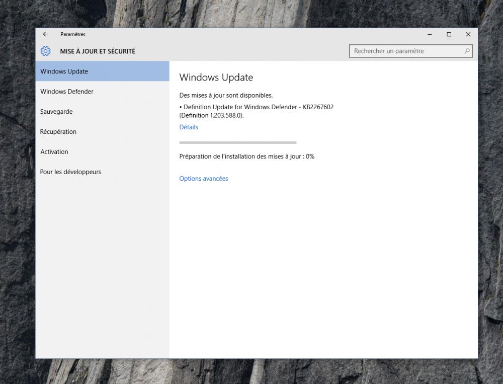 Vous souhaitez bloquer une mise à jour Windows 10 ? Voici comment faire