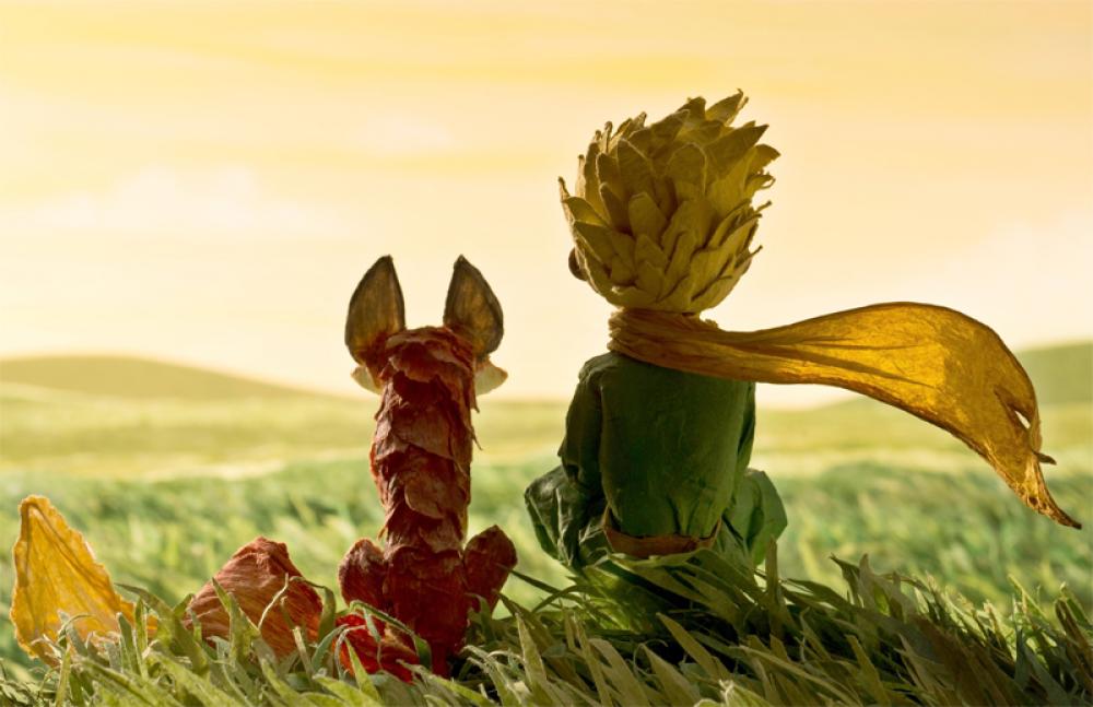 Le Petit Prince: l'oeuvre de Saint-Exupéry très joliment revisitée par Mark Osborne