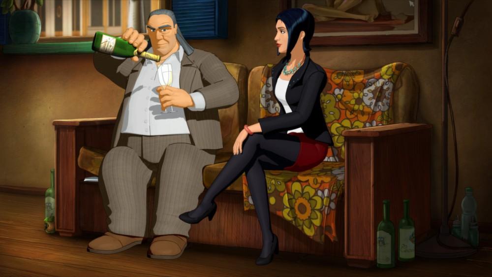 Les Chevaliers de Baphomet 5: la Malédiction du Serpent sortira le 4 septembre sur Xbox One