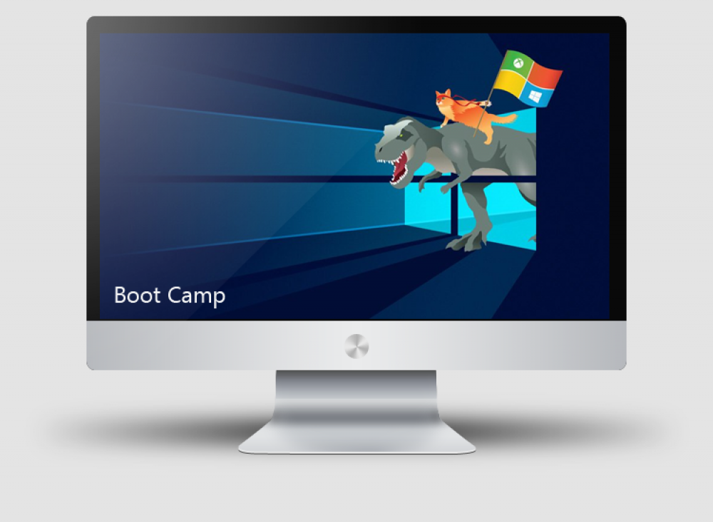 Apple rajoute le support Windows 10 dans Boot Camp