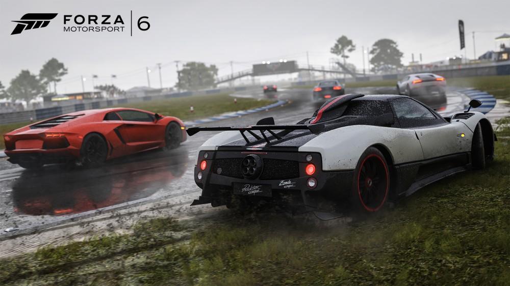 Forza 6: faites lui de la place, le jeu a besoin de plus de 40Go!