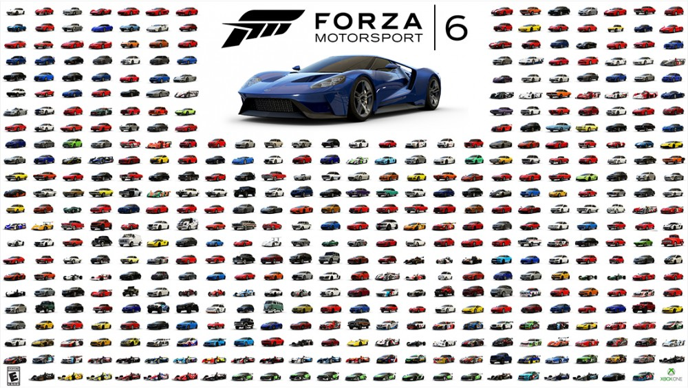 Forza Motorsport 6: jouez à la Démo dès demain en attendant le jeu complet!