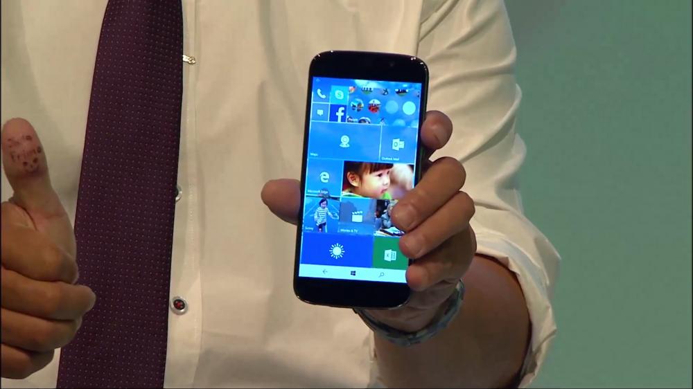 Acer annonce Jade Primo: le premier «PC-Téléphone» sous Windows 10 Mobile