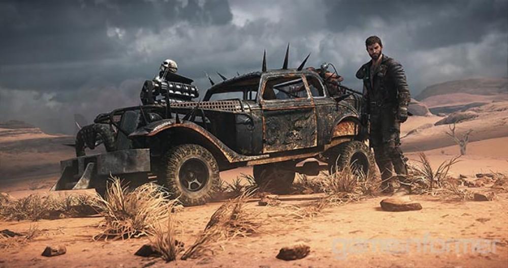 Xbox One: le jeu Mad Max basé sur le film de George Miller est disponible